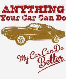 Pontiac Firebird 1969 T Shirt