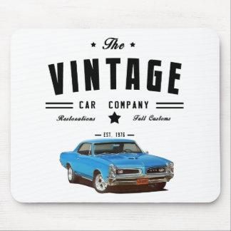 Pontiac GTO Vintage Car Company Mousepad