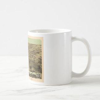 Pontiac Michigan 1867 Kaffeetasse