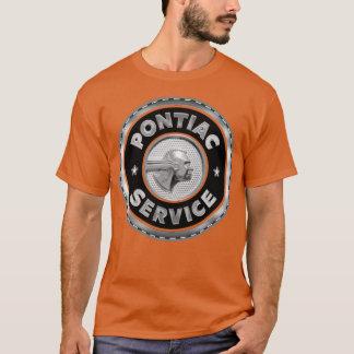 Pontiac-Service T-Shirt