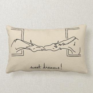 Pony-Linien - süße Träume! Kissen