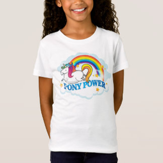 Pony-PowerUnicorn T-Shirt