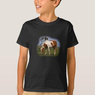 Pony und einziger StechginsterkinderT - Shirt
