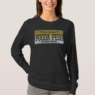 Pooda Peso - Grindin Staat (deluxe) T-Shirt