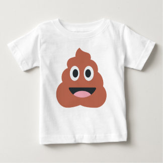 Pooh emoji baby t-shirt