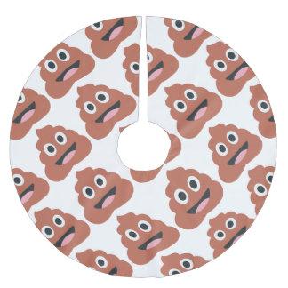 Pooh Twitter Emoji Polyester Weihnachtsbaumdecke
