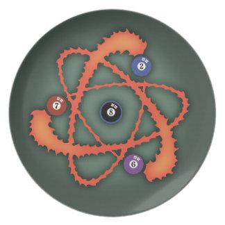 Pool-Atom II Teller