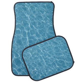 Pool-Auto-Boden-Matten (volles Set) Autofußmatte