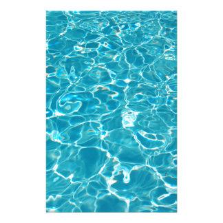 Pool Briefpapier