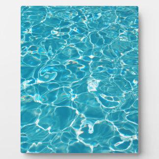 Pool Fotoplatte