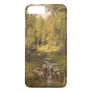 Pool im Holz iPhone 8 Plus/7 Plus Hülle