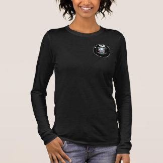 Pool-Junkie Langarm T-Shirt