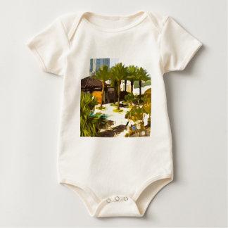 Pool-Plattform Baby Strampler