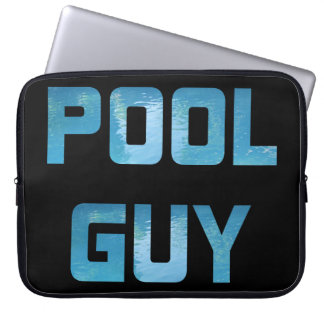 Pool-Typ Laptop Sleeve