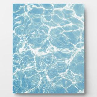 Pool-Wasser, Pool, Schwimmen, Sommer Fotoplatte