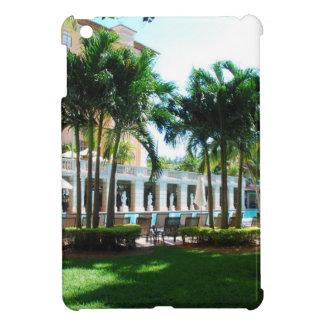 Poolbereich Miamis Biltmore iPad Mini Hülle