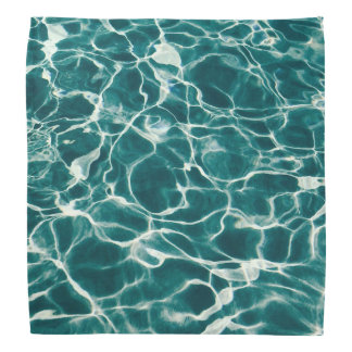 Poolwassermuster Halstuch