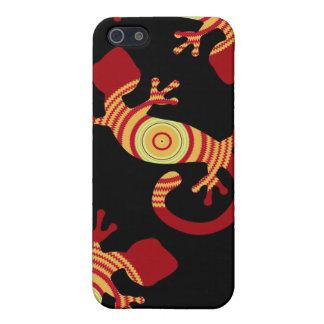 Pop Gecko verrücktes Pern 4 Gehäuse iPhone 5 Cover