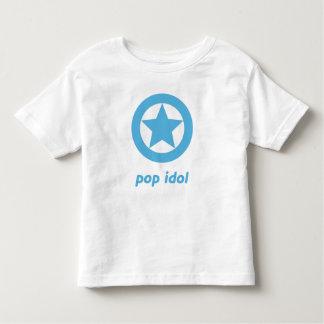 Pop-Idol-Baby-Jungen-T-Stück T-Shirts