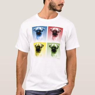 Pop-Kunst Brüssels Griffon T-Shirt