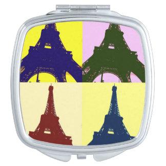Pop-Kunst-Eiffel-Turm