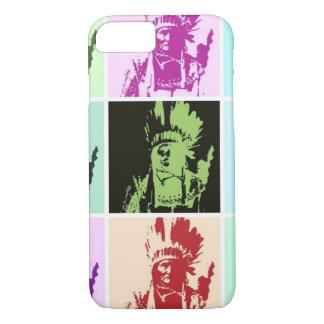 Pop-Kunst Geronimo iPhone 7 Fall iPhone 8/7 Hülle