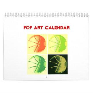 Pop-Kunst-Kalender 2017 Kalender