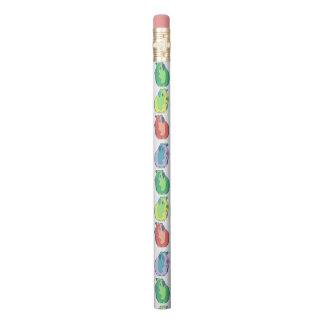 Pop-Kunst-Meerschweinchen-Muster Bleistift