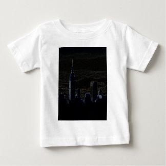 Pop-Kunst New York City Baby T-shirt
