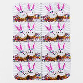 Pop-Kunst-Osterhasen-kleine Kuchen Puckdecke