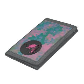 Pop-Kunst-Tintenfisch-Geldbörse