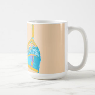 Pop-Kunst-Wäsche Tasse