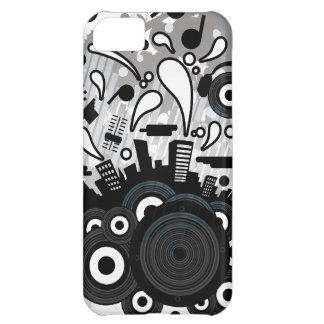 POP_MUSIC iPhone 5C HÜLLE