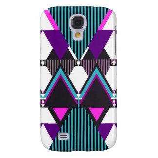 Pop Stammes- Neon4 Galaxy S4 Hülle