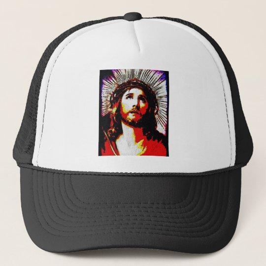 PopArt Jesus Truckerkappe