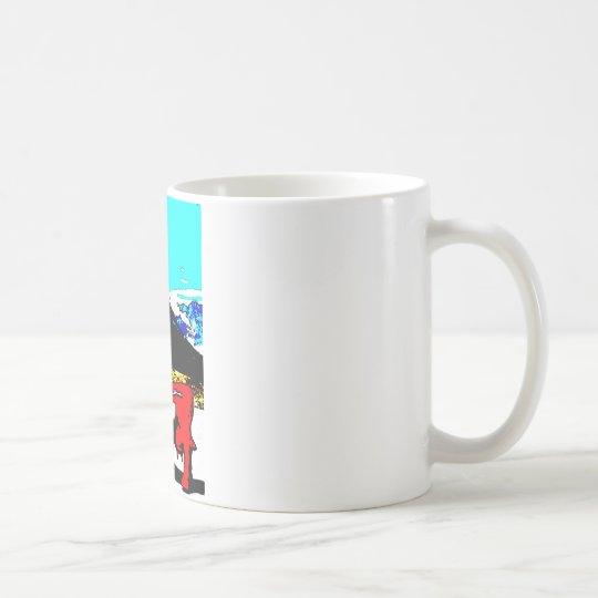 PopArt Switzerland Kaffeetasse