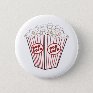 Popcorn Runder Button 5,1 Cm