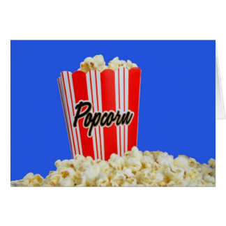 Popcorn-Zeit Karte