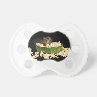 Popcornliebhaber Schnuller