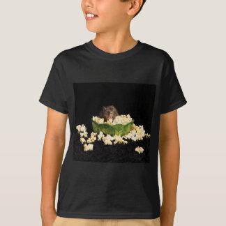 Popcornliebhaber T-Shirt