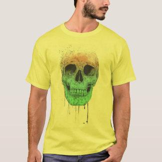 Popkunstschädel T-Shirt