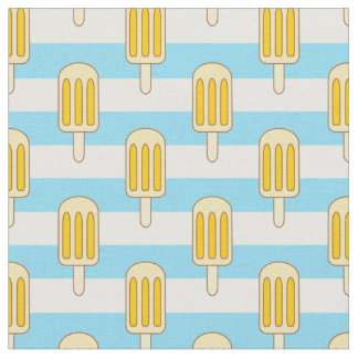 Popsicle-Gewebe, Eis-Pop, Striped Stoff