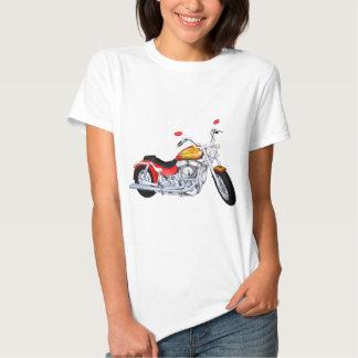 Populäres Motorrad-Shirt T-shirt