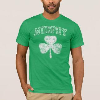 Populäres Murphy-Kleeblatt-Irent-shirt T-Shirt