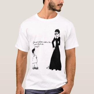 ¿ Por qué molesta usted ein los niños? T-Shirt