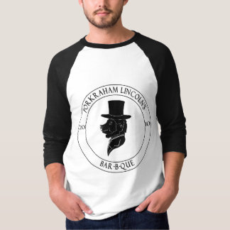 Porkraham Lincoln Bar-b-Que T-Shirt