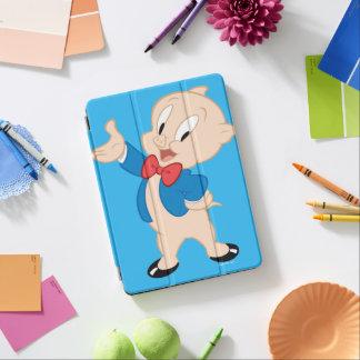 Porky klassische Pose des Schwein-| iPad Air Cover