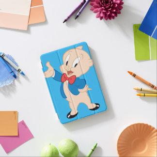 Porky klassische Pose des Schwein-| iPad Mini Cover