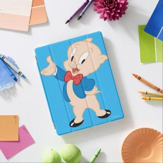 Porky klassische Pose des Schwein-| iPad Smart Cover