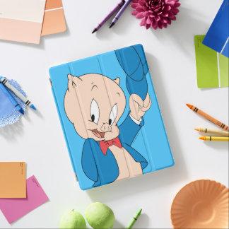 Porky wellenartig bewegender Hut des Schwein-| iPad Smart Cover